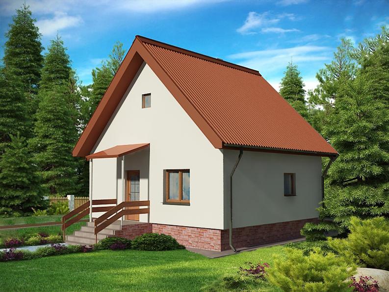Проект дома «Б.183-00-18.04»