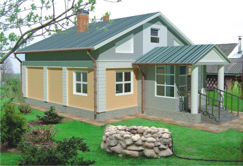 Проект дома «Б.181-00-99.06»