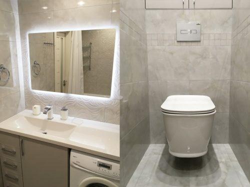 Ремонт туалета и ванны
