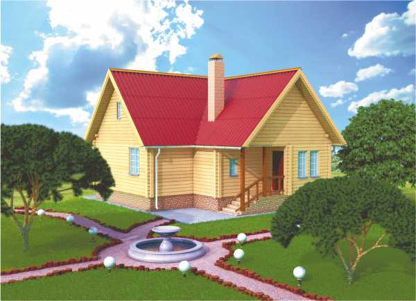 Проект дома «Б.181-00-123.09»