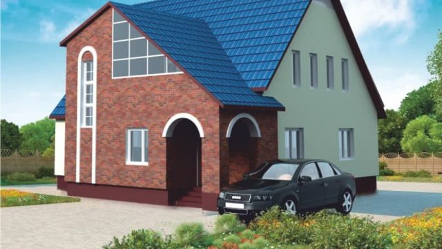 Проект дома Б.183-00-94.06