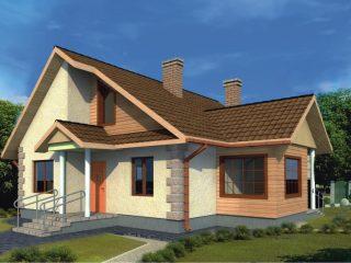Проект дома Б.183-00-51.05