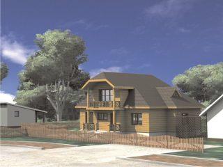 Проект дома Б.186-00-50.05