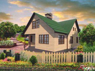 Проект дома Б.172-00-142.10