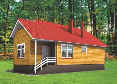 Проект дома Б.172-00-145.10