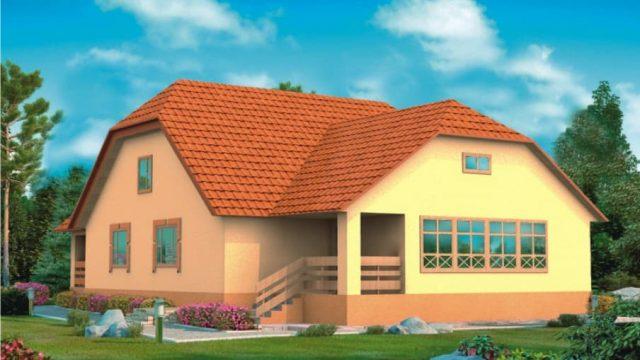 Проект дома Б.183-00-49.05