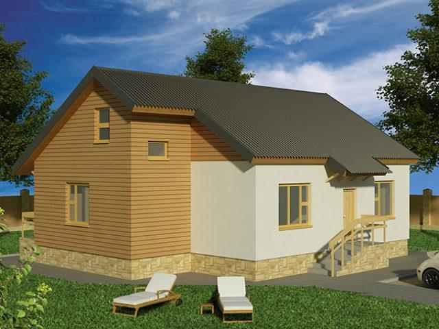 Проекты домов Б.179-00-148.10